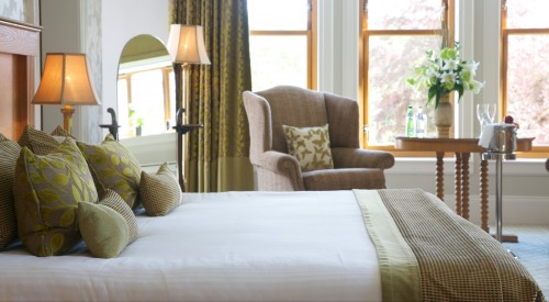 Lochgreen House Hotel & Spa Week day Escape DBB