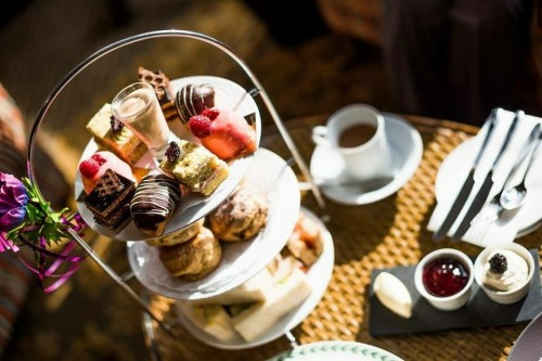 Afternoon Tea for Two at Lochgreen